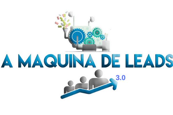 máquina de leads 3.0